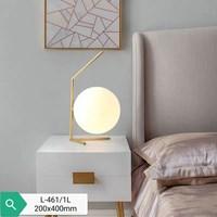 Lampu Meja  Dekoratif L-461/1L Fitting E27