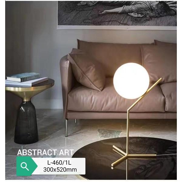 Lampu Meja Dekoratif  L-460/1L  Fitting E27