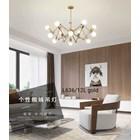 Lampu Gantung Dekoratif L-636/12L Gold  Fitting E27  1