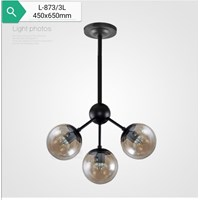Lampu Gantung Dekoratif L-873/3L Fitting E27