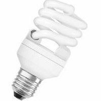 Lampu Visalux Compact Twist 62W