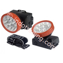 Head Lamp Led Visalux Type Vs 612L