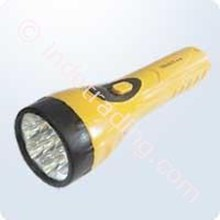 Senter Led Visalux 11 Led Type Vs 158L