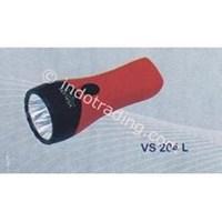 Visalux Senter Led- 4 Led Type 204L