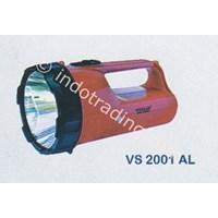Visalux Senter Led - Big Led 1W Type Vs 2001Al