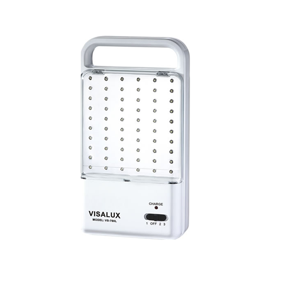 Lampu Emergency Led Visalux 60 Led Tipe Vs 760L
