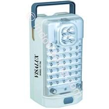 Lampu Emergency Led Visalux 36 Led Tipe Vs 736L