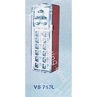Lampu Emergency Led Visalux 15 Led Tipe Vs 715L