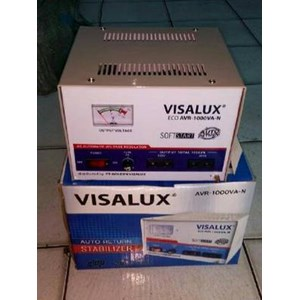 From Visalux Stabilizer Eco Single Phase 1000Va-N 1