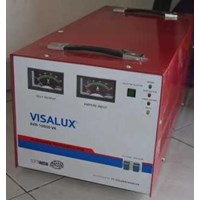 Jual Stabilizer Visalux Single Phase 10000Va
