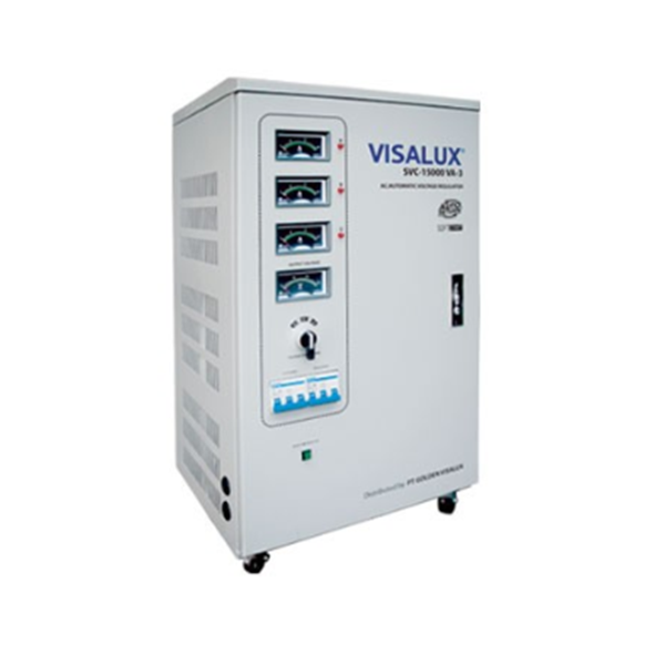 Visalux Stabilizer Three Phase 20000Va-3 (Standing)