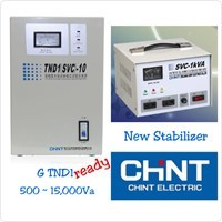 Dari Stabilizer Chint 1 Phase 2000 VA  0