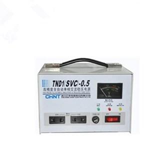 Stabilizer Chint type TND1 0.5 kVA 110-250V