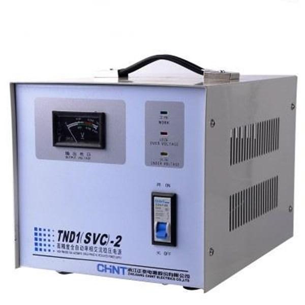 Stabilizer Chint TND1 2kVA 110-250v