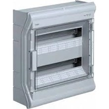 Box panel MCB Weatherproof Box IP-55 VE 218 U