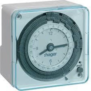EH711 Analogue Timers
