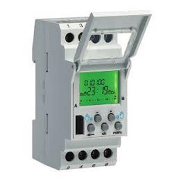 Timers Hager digital Time Switches EG270E
