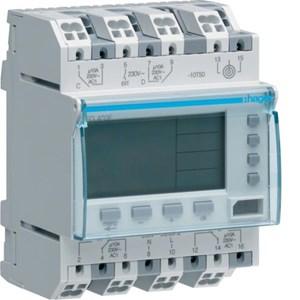 Dari Timers Hager digital Time Switches EG403E 0