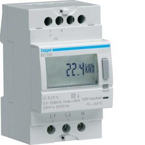 Voltase Meter Hager EC150