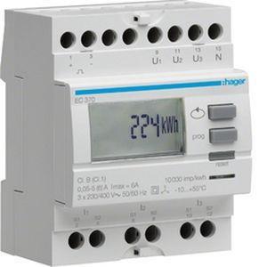 Voltase Meter Hager EC350