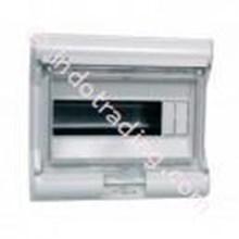 Aksesoris Listrik Vector Hager Pintu Transparan 6 Module 1 Row VE 106U