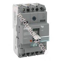 Mccb 3 Phase (3Pole) 18Ka Hager Rating 16A-100A Type X160