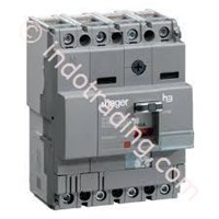 Mccb 4 Phase (4Pole) 18Ka Hager Rating 125A Type X160