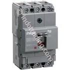Mccb Hager 2 Phase (2Pole) 18kA 100A Tipe HDA099P 1