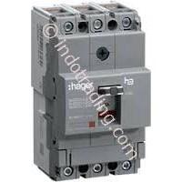 Mccb 3 Phase (3Pole) 25Ka Hager Rating 125A Type X160