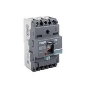 From Mccb 4 Phase (4Pole) 40Ka Hager Rating 16A-100A Type X160 1