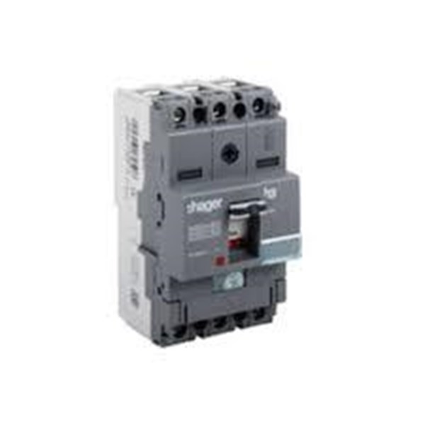 Mccb 4 Phase (4Pole) 40Ka Hager Rating 16A-100A Type X160