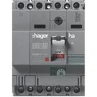Mccb Hager 4 Phase (4Pole) 40Ka Rating 125A  hna 126p 1