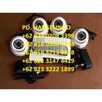Dari PAKET 4 KAMERA CCTV HDIS &CCD SONY EFFIO-E 700TVL MURAH 0