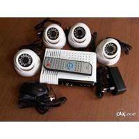 Dari PAKET 4 KAMERA CCTV HDIS &CCD SONY EFFIO-E 700TVL MURAH 1