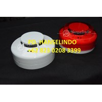 ACCESORIES FIRE ALARM PHOTOELECTRIC SMOKE DETECTOR MURAH