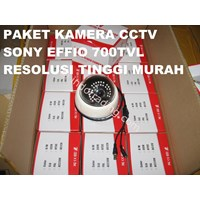PAKET KAMERA CCTV 4/8 CHANNEL HIGH RESOLUTION SONY EFFIO E 700TVL MURAH Murah 5