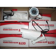 Kamera Cctv High Resolution 700Tvl Sony Effio E IRDA Outdoor Weatherproof Murah