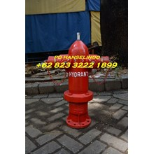 PERLENGKAPAN HYDRANT PILLAR TWO WAY MACHINO MURAH READY STOCK