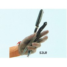 SUPPLIER ALAT SAFETY BLUE EAGLE STAINLESS STEEL PROTECTIVE GLOVE 52LR HARGA MURAH