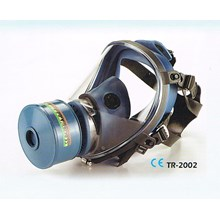 SUPPLIER ALAT SAFETY BLUE EAGLE FULL-FACE RESPIRATOR (CANISTER NOT INCLUDED) TR2002 HARGA MURAH