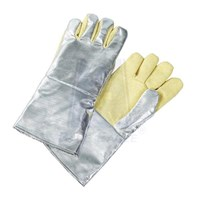 SUPPLIER ALAT SAFETY BLUE EAGLE ALUMINIZED PROTECTIVE GLOVES AL145 HARGA MURAH