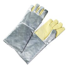 SUPPLIER ALAT SAFETY BLUE EAGLE ALUMINIZED PROTECTIVE GLOVES AL165 HARGA MURAH