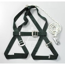 SUPPLIER ALAT SAFETY BLUE EAGLE PARACHUTE TYPE SAFETY HARNESS NP787H HARGA MURAH