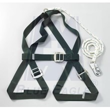 SUPPLIER ALAT SAFETY BLUE EAGLE FULL BODY SAFETY HARNESS NP787 HARGA MURAH