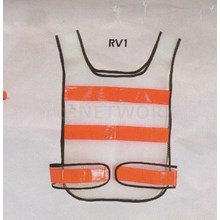 SUPPLIER ALAT SAFETY BLUE EAGLE REFLECTIVE VEST RV1 HARGA MURAH