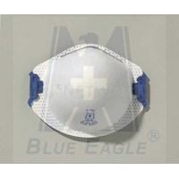 SUPPLIER SAFETY BLUE EAGLE DUST MASK F750 MURAH 1