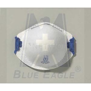 SUPPLIER SAFETY BLUE EAGLE DUST MASK F750 MURAH