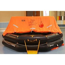 DISTRIBUTOR MARINE SAFETY LIFERAFT TYPE KHA 10 ORANG YOULONG MURAH