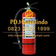 ALAT TABUNG PEMADAM API APAR HARGA MURAH 4 KG ABC DRYCHEMICAL POWDER
