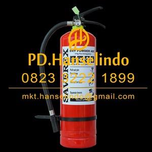 ALAT TABUNG PEMADAM API APAR  4 KG ABC DRYCHEMICAL POWDER